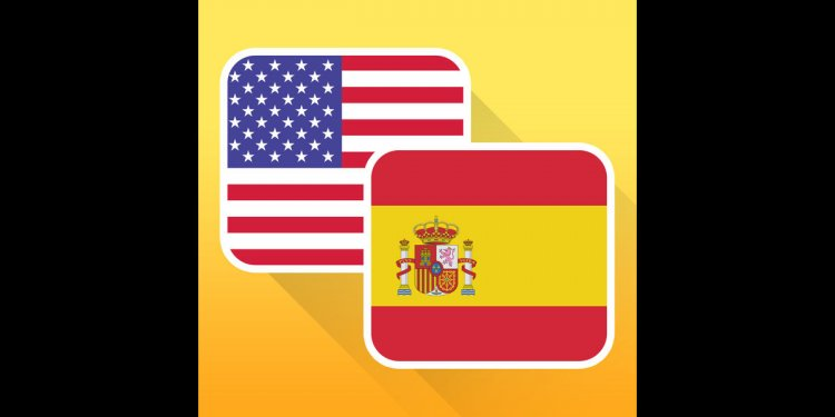 Free English to Spanish