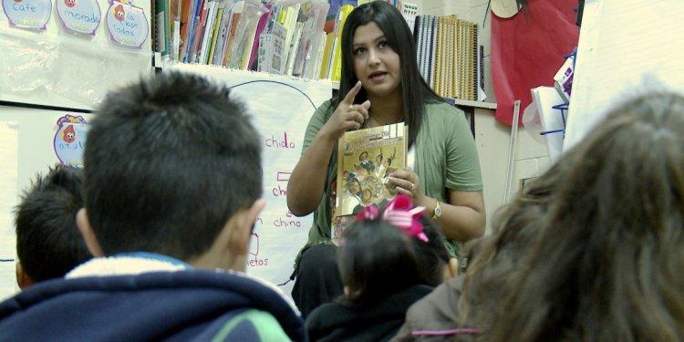 Helping Kids Learn English