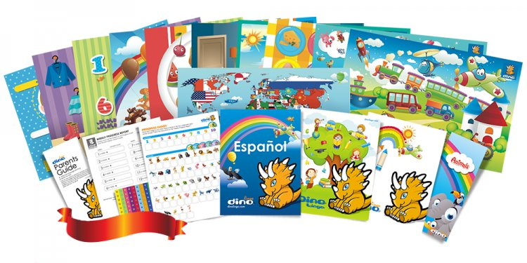 Learn Spanish for kids Deluxe
