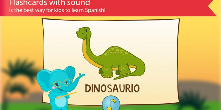 Spanish for kids with