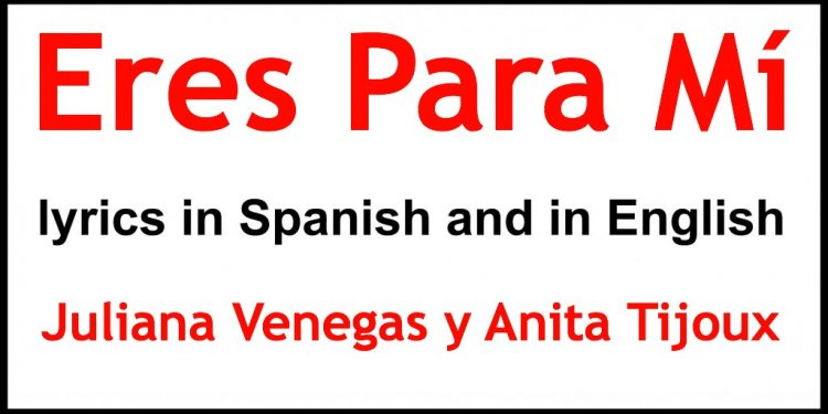 Spanish Resources | to be