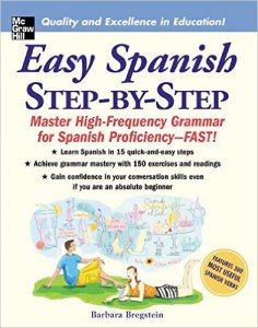 learn spanish books