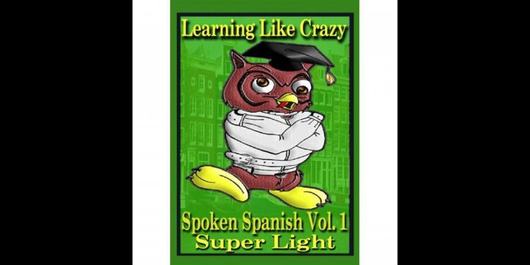 Learn spoken Spanish