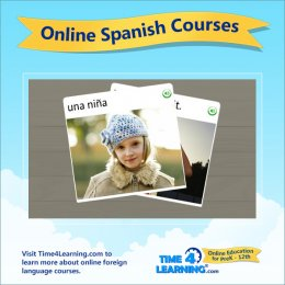 Online Spanish (Latin American) Language Course