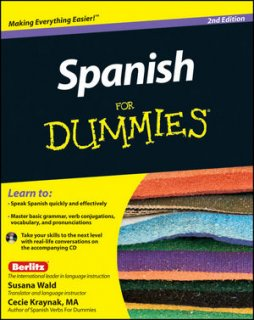 Spanish for Dummies 2nd Edition