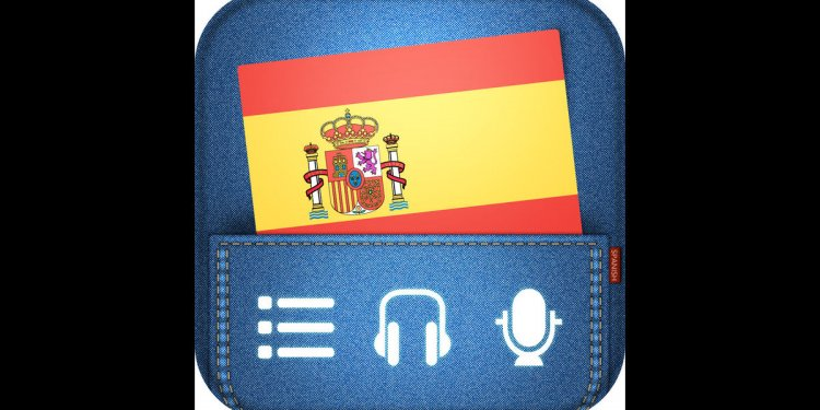 App for speaking Spanish