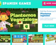 Games to learn Spanish for kids