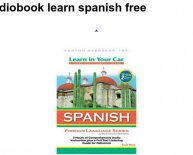 Learn Spanish online audio