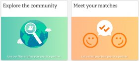 WeSpeke is a social network for language learners